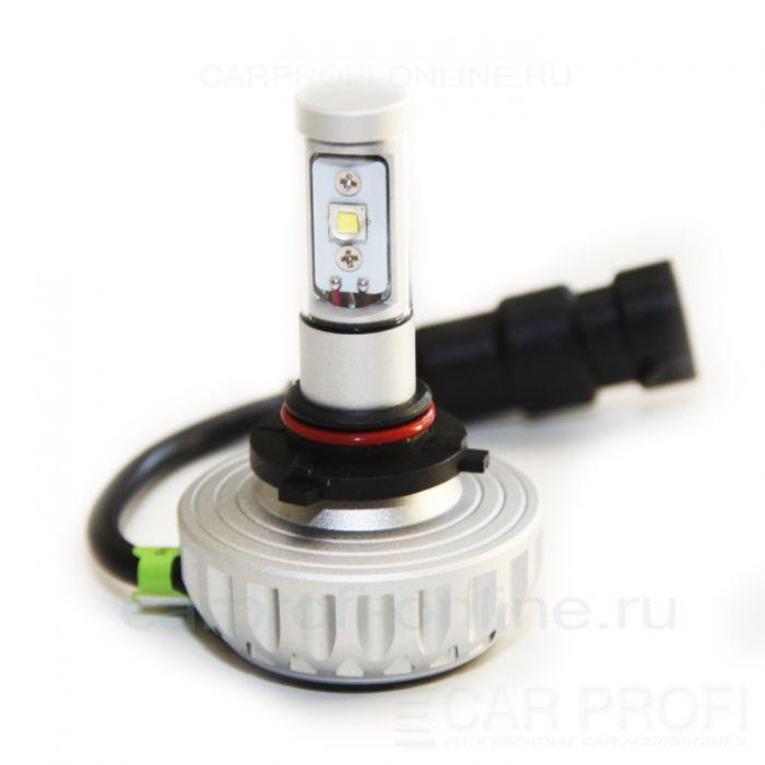 Светодиодные лампы CarProfi 3S HB3 Radiator series (multicolor)