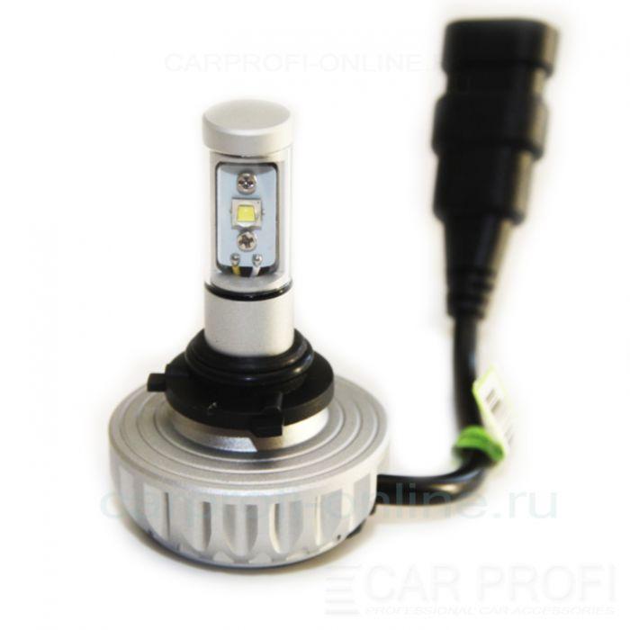 Светодиодные лампы CarProfi 3S HB4 Radiator series (multicolor)