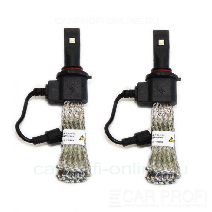 Светодиодные лампы CarProfi 5GC HB4 flexible series,CREE 5G (5500К)