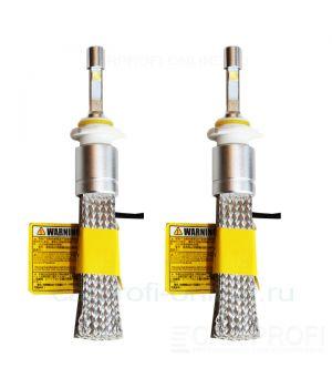 Светодиодные лампы CarProfi R3 HB3 flexible cree-xhp50 premium series, (5500К)