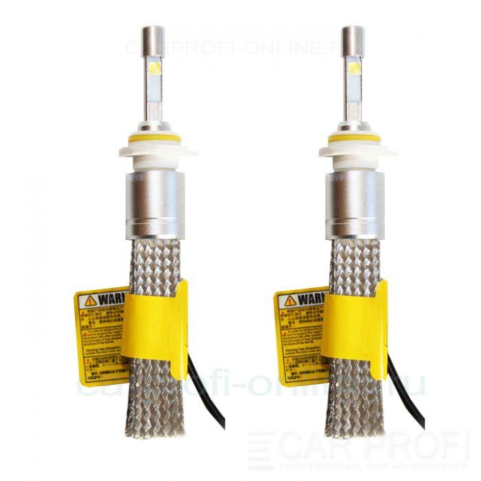Светодиодные лампы CarProfi R3 HB4 flexible cree-xhp50 premium series, (5500К)