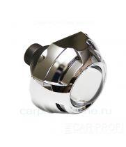 """Биксеноновые линзы CarProfi Shatl Q5, D2S, """"Type B"""", 3.0"""" (Koito lens, маска без АГ) комплект 2шт."""
