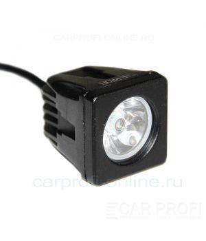 Светодиодная фара CarProfi CP-10 Spot C01, 10W, CREE, дальний свет