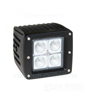 CarProfi New Light CP-16 Flood C04, светодиодная фара 16W, CREE, ближний свет