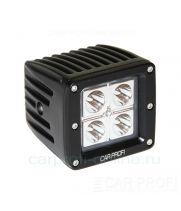 CarProfi New Light CP-16 Spot C04, светодиодная фара 16W, CREE, дальний свет