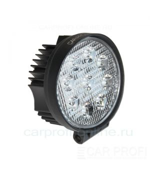 CarProfi New Light CP-27R Flood E09, светодиодная фара 27W, Epistar, ближний свет