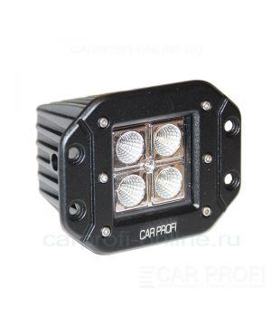 CarProfi New Light CP-BL-16 Flood C04, светодиодная фара 16W, CREE, ближний свет