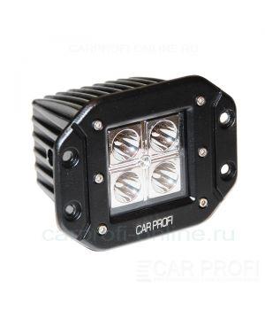CarProfi New Light CP-BL-16 Spot C04, светодиодная фара 16W, CREE, дальний свет