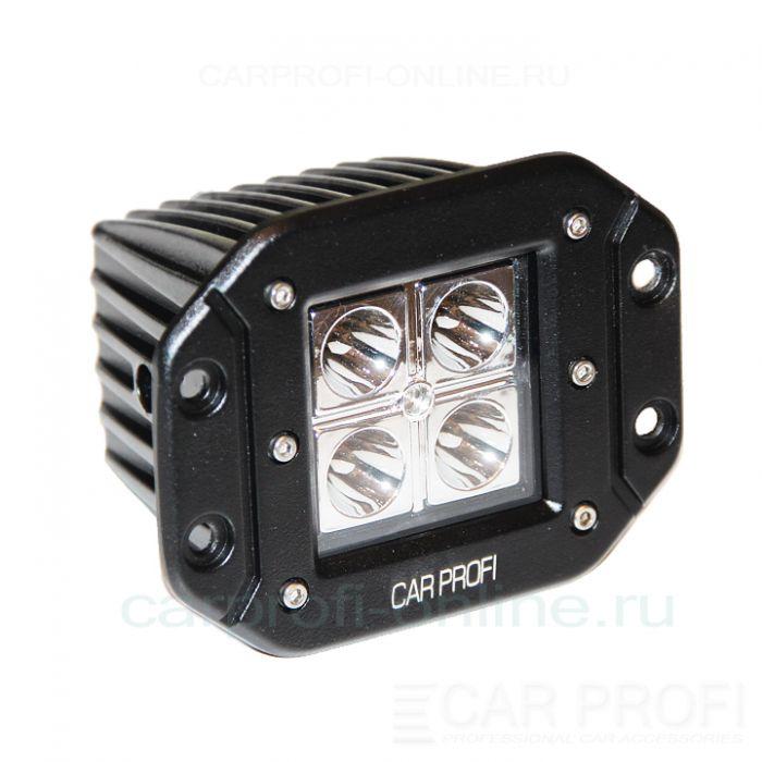 Светодиодная фара CarProfi CP-BL-16 Spot C04, 16W, CREE, дальний свет
