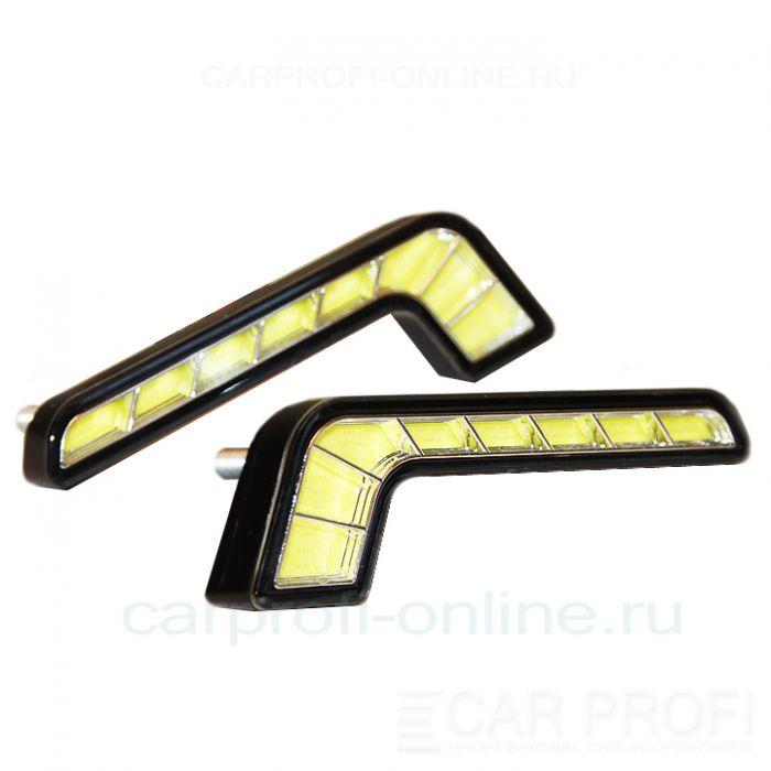 Дневные ходовые огни CarProfi CP-RC6 Generic DRL COB, 800Lm