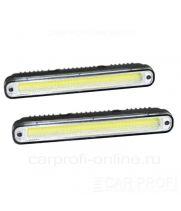 Дневные ходовые огни CarProfi CP-RC9 Generic DRL COB, 800Lm