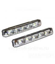 Дневные ходовые огни CarProfi CP-CP-RE10 Generic DRL Epistar, 900Lm