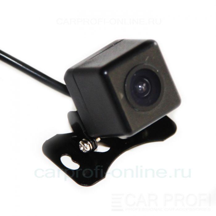 Камера заднего вида CarProfi Safety HX-A01 HD (парковочные линии)