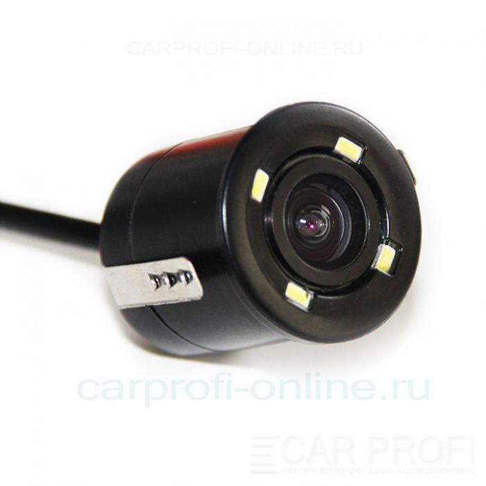Камера заднего вида CarProfi Safety HX-A10 HD (парковочные линии)