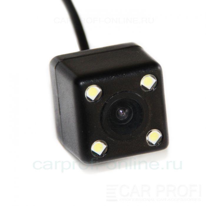 Камера заднего вида CarProfi Safety HX-G02 HD (парковочные линии)