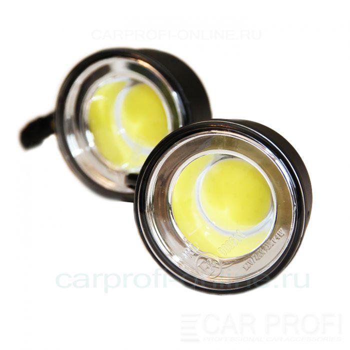 Дневные ходовые огни CarProfi CP-RC10R COB Generic DRL COB, 800Lm (блок управления в комплекте)