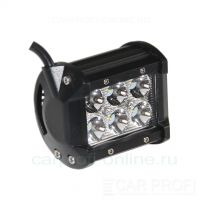 CarProfi LED Light bar CP-18 Spot C06, светодиодная балка 18W, CREE, дальний свет