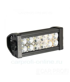 CarProfi LED Light bar CP-36 Combo E12, светодиодная балка 36W, Epistar, ближний-дальний свет