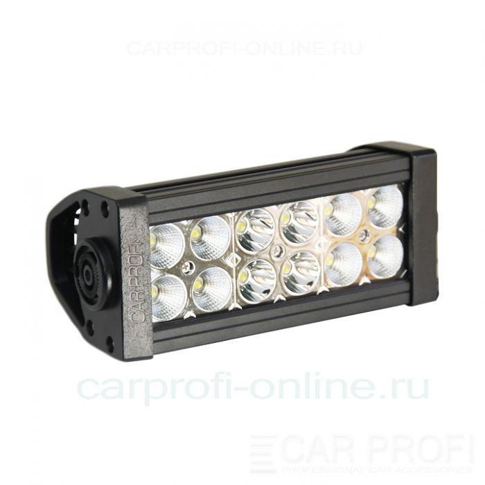 Светодиодная балка CarProfi CP-36 Combo E12, 36W, Epistar, ближний-дальний свет