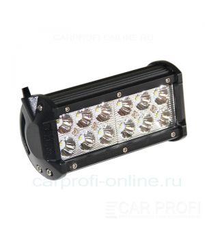 Светодиодная балка CarProfi CP-36 Spot C12, 36W, CREE, дальний свет