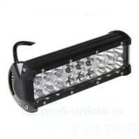 CarProfi LED Light bar CP-54 Combo C18, светодиодная балка 54W, CREE, ближний-дальний свет