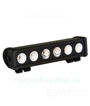 CarProfi LED Light bar CP-60 Combo C06, светодиодная балка 60W, CREE, ближний-дальний свет