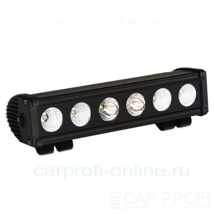 Светодиодная балка CarProfi CP-60 Combo C06, 60W, CREE, ближний-дальний свет