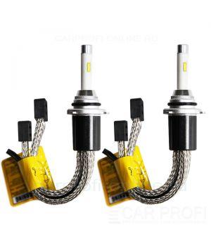 Светодиодные лампы CarProfi R4 HB4 Flexible Z ES (TX chip), black premium series, (4800К)
