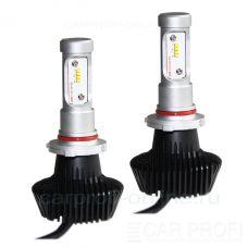 Светодиодные лампы CarProfi G7 HB4 (9006) Luxeon ZES 4000Lm (комплект, 2шт)