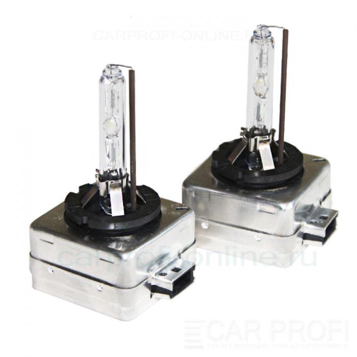 Штатные ксеноновые лампы D1S CarProfi Original (4300k, 5000k, 6000k, 8000k) 1шт.