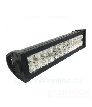CarProfi LED Light bar CP-72 Combo E24, светодиодная балка 72W, Epistar, ближний-дальний свет