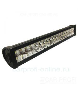 CarProfi LED Light bar CP-120 Combo E40, светодиодная балка 120W, Epistar, ближний-дальний свет