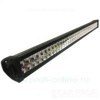 CarProfi LED Light bar CP-240 Spot E80, светодиодная балка 240W, Epistar, дальний свет