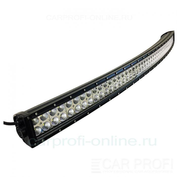 Светодиодная балка CarProfi CP-Curved 288 Combo E96, 288W, Epistar, ближний-дальний свет
