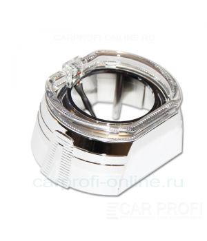"Маска для би-линзы CarProfi СANNON 2.5"" (GD136-F2) АГ CREE, комплект 2шт"