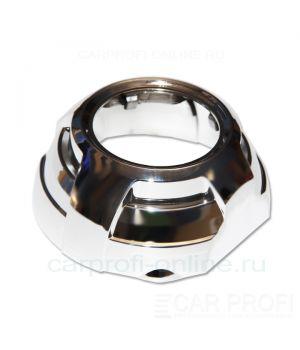 """Маска для би-линзы CarProfi SHATL 3.0"""" (Z129), комплект 2шт"""
