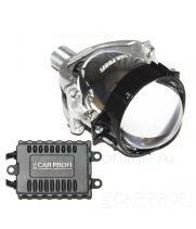 """Светодиодные би-линзы CarProfi Bi-LED2, 5100K, 3.0"""" LG innotek, (комплект 2шт.)"""