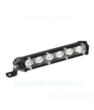 CarProfi LED Light bar CP-SL-18 Flood C06 Slim light, светодиодная балка 18W, CREE, ближний свет