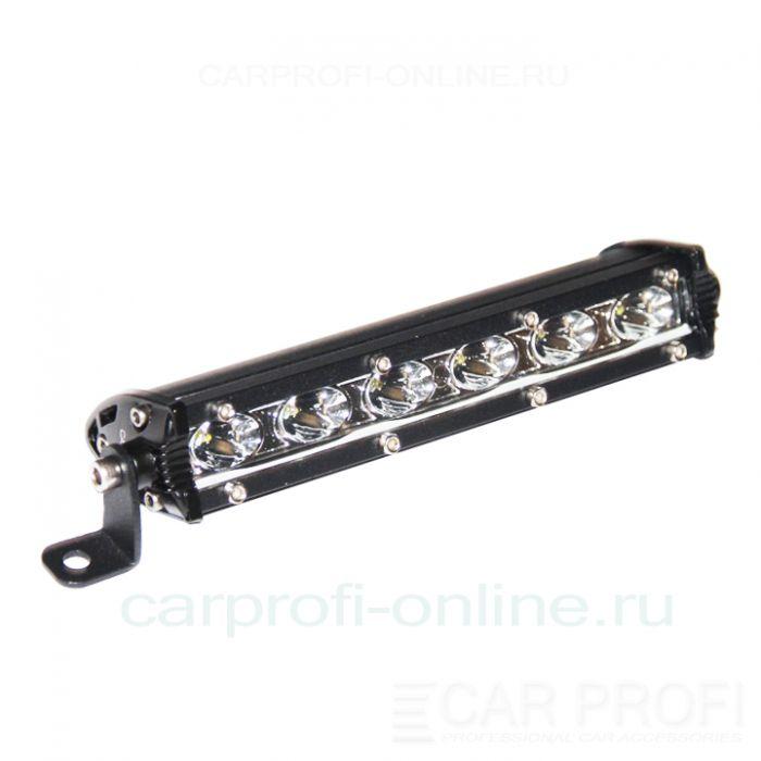 Светодиодная балка CarProfi CP-SL-18 Spot C06 Slim light, 18W, CREE, дальний свет