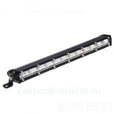 Светодиодная балка CarProfi CP-SL-36 Flood C12 Slim light, 36W, CREE, ближний свет