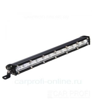CarProfi LED Light bar CP-SL-36 Flood C12 Slim light, светодиодная балка 36W, CREE, ближний свет
