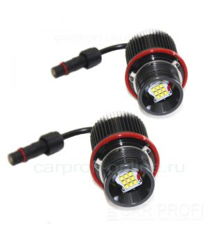 Светодиодные LED маркер для BMW CarProfi CP-BMW-E39-45W CAN BUS CREE 9LED