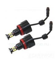 Led маркер CarProfi CP-BMW-H8-80W CAN BUS CREE XT-E*8LED для ангельских глазок BMW