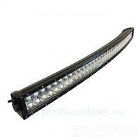 CarProfi LED Light bar CP-Curved 240 Combo E80, светодиодная панорамная балка 240W, Epistar, ближний-дальний свет