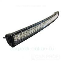 CarProfi LED Light bar CP-Curved 240 Spot E80, светодиодная панорамная балка 240W, Epistar, дальний свет