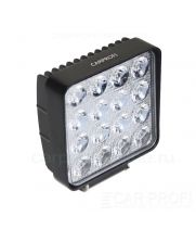 CarProfi New Light CP-48 Flood E16 SLIM, светодиодная фара 48W, Epistar, ближний свет