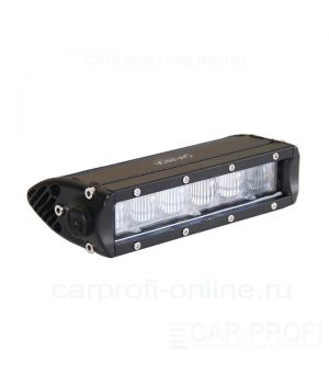 Светодиодная балка CarProfi CP-5W-SL-30 Flood Slim light, 30W, CREE, линзы, ближний свет