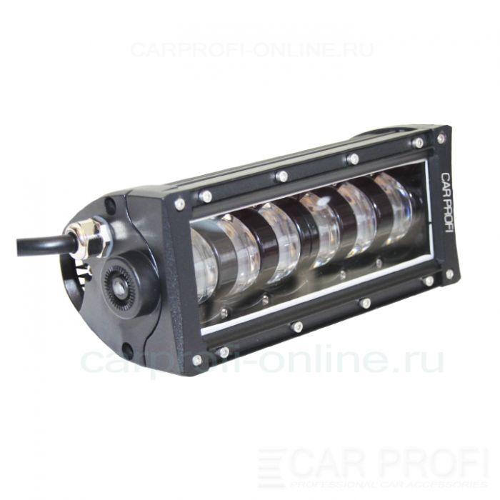 Светодиодная балка CarProfi CP-HL-48 HI/LOW C12, 48W, CREE (ближний-дальний свет)