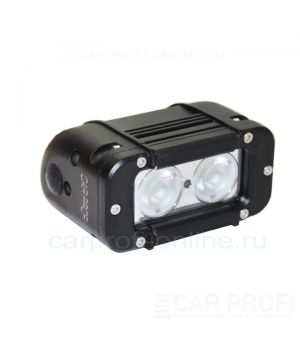 CarProfi LED Light bar CP-PS-20 Flood C02, светодиодная балка 20W, CREE, ближний свет