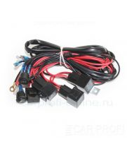 Проводка CP - Relay HL series 10-180W для одной светодиодной балки, два режима работы (с кнопкой)